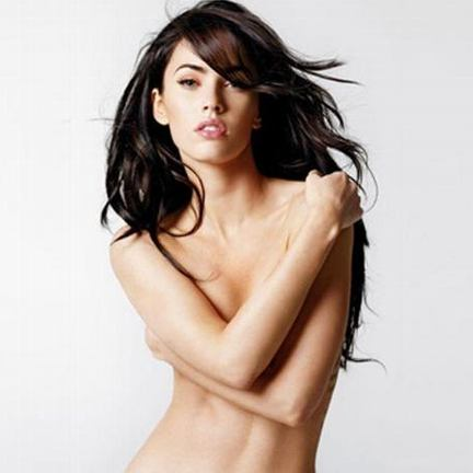 free nude pics of megan fox