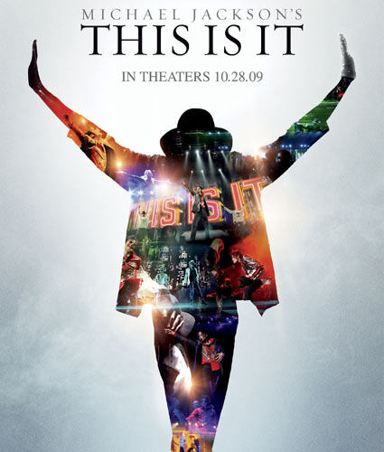 This Is It: A 2-week-run Michael Jackson concert film from October 28 - November 11, 2009
