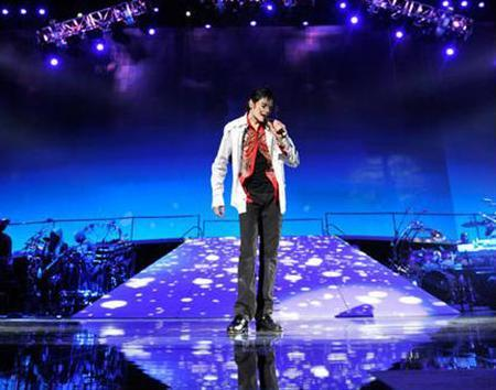 "MJ Performs in ""This Is It"""
